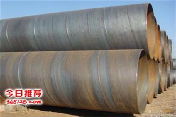 湘乡478*6螺旋焊管多少钱一支