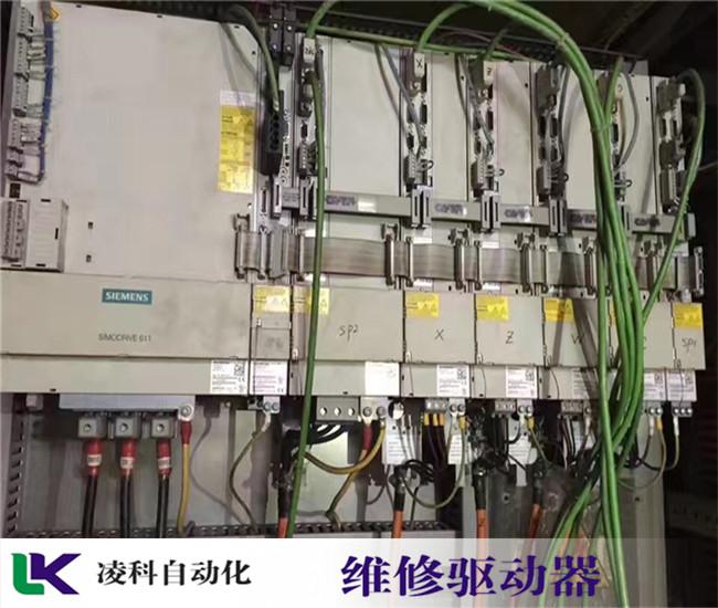 大隈OKUMA驱动器过压故障,主板故障维修技术人员多