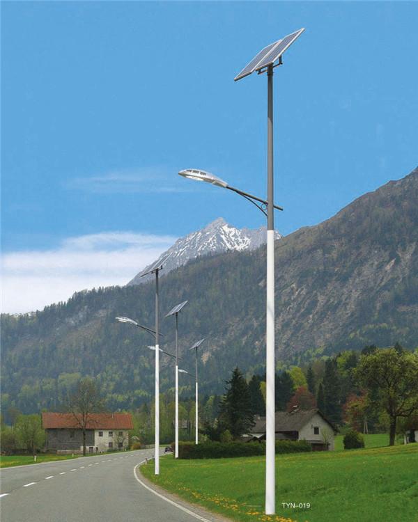 鄂尔多斯太阳能灯生产厂家-厂家批发价包安装