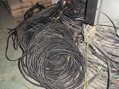 云浮市罗定市电缆电线回收价格厂家回收