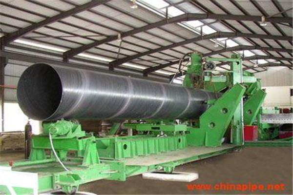 DN450*10螺旋焊接钢管加工厂家宜兴