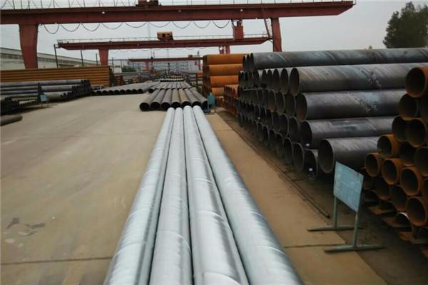 徐闻478*8供水钢管价格