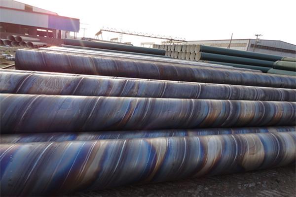 排污水用内外防腐钢管厂家供应