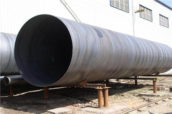 博白325螺旋钢管大型厂家
