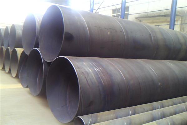 公主岭478*7螺旋焊管多少钱一米