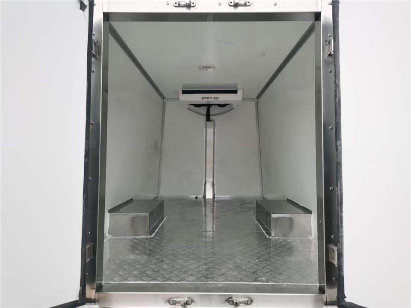 迪庆5吨保温保温车冷链车程力冷链车