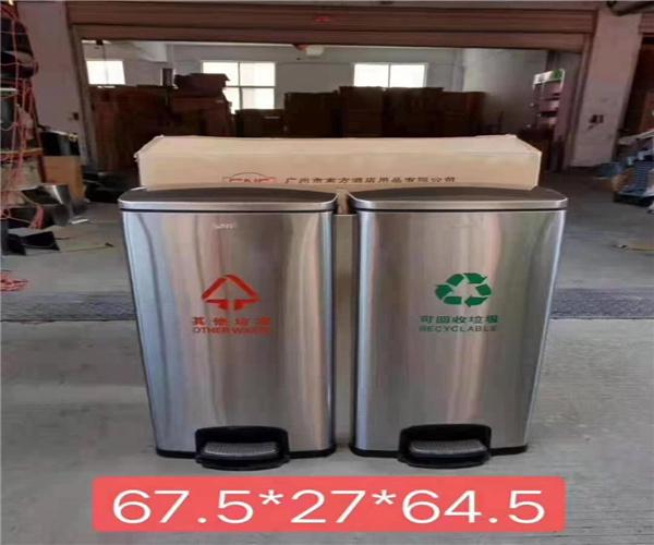 双鸭山市广告垃圾桶如何安装