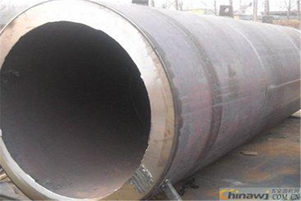 曲周DN400*10供水管道当地厂家