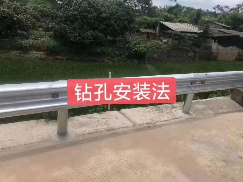 甘孜藏族自治州理塘县波形护栏板厂家电话