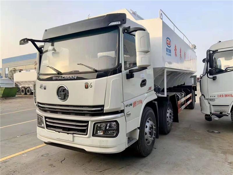 鄂州20吨散装饲料车多少钱一辆