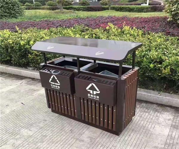 于都县三分类垃圾桶如何安装