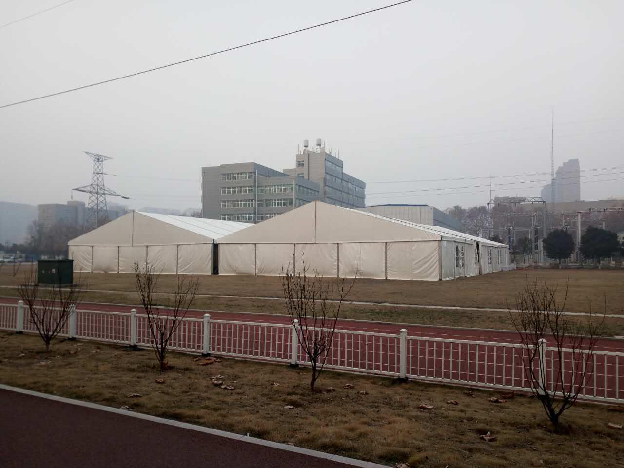 嘉峪关市空调篷房出租/全铝合金欧式帐篷租赁