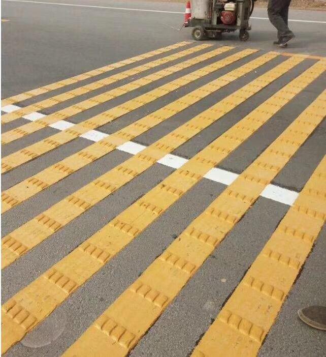 兴宁专业热熔划线施工