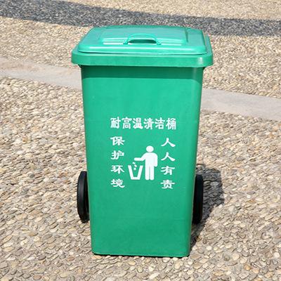 新余玻璃钢户外垃圾桶多少钱一个