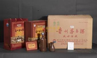 广东珠海6升(12斤)茅台酒瓶回收财富