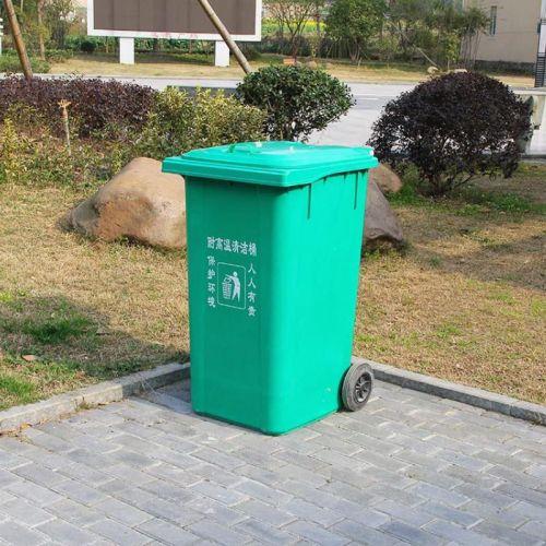 黔南玻璃钢环卫垃圾箱厂家货源足