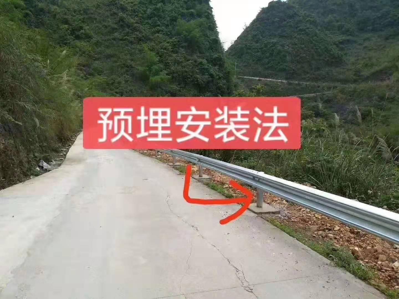 淮安市淮阴区波形护栏 立柱价格多少
