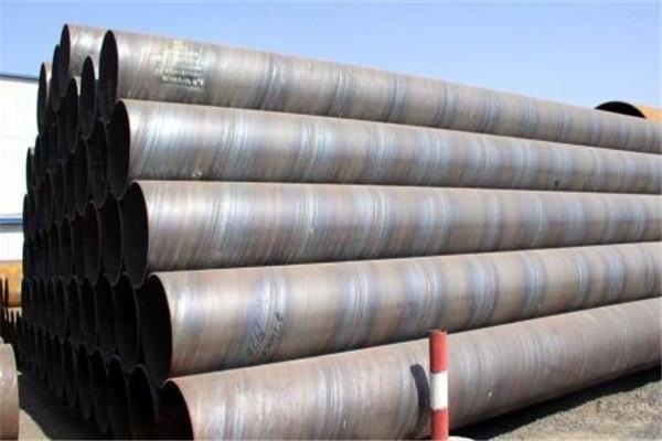 锡林郭勒盟DN900供水钢管定做厂家