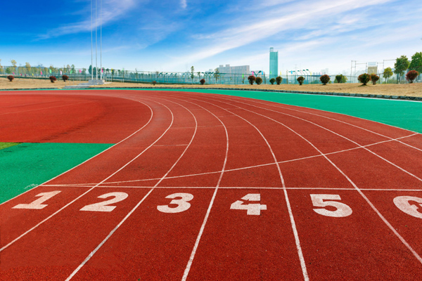 东城区小学400米混合型塑胶跑道标准