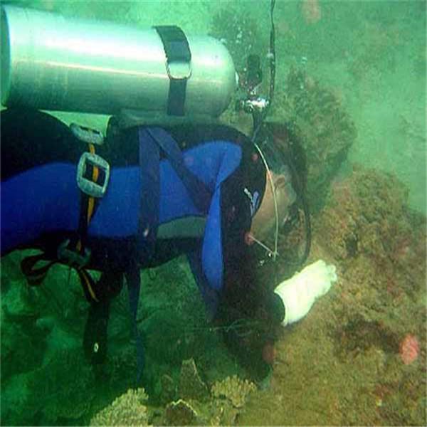 保定市蛙人打捞队- 2021水下封堵
