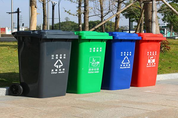 万年台面式不锈钢垃圾桶价格推荐