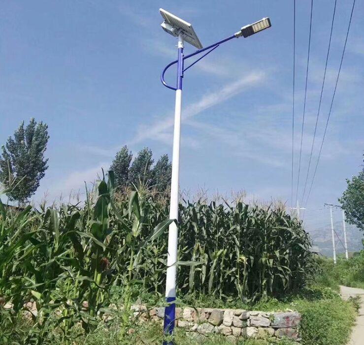 天津太陽能led路燈生產廠家,保定農村led太陽能路燈廠家
