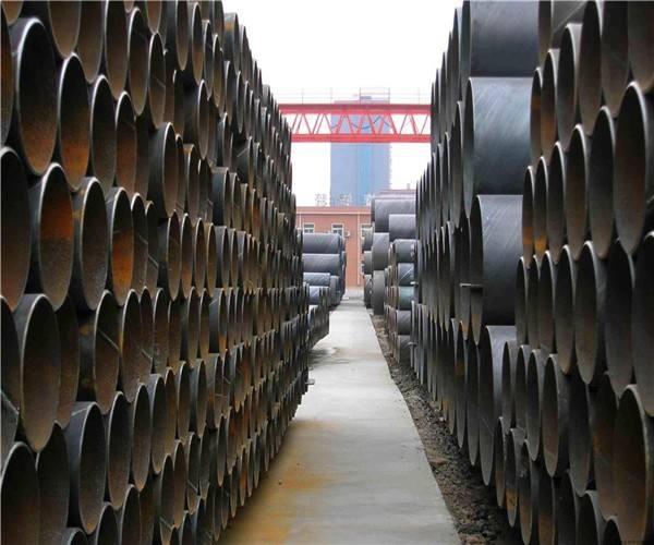 泸州直径133毫米港口用Q235B螺旋焊缝钢管