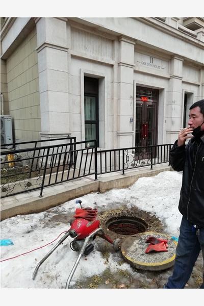 北京疏通下水道服务上门-通州