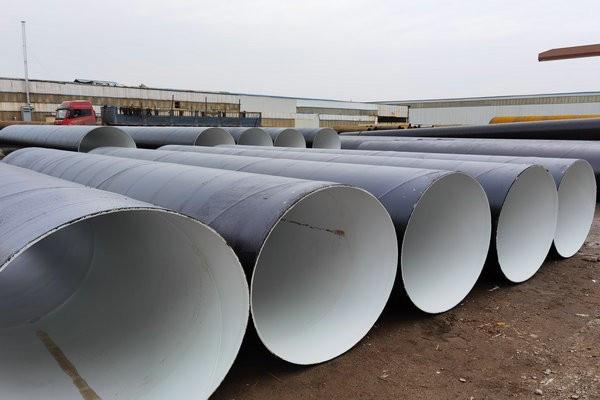 地埋走水用DN800焊接钢管价格多少钱一吨=定南县