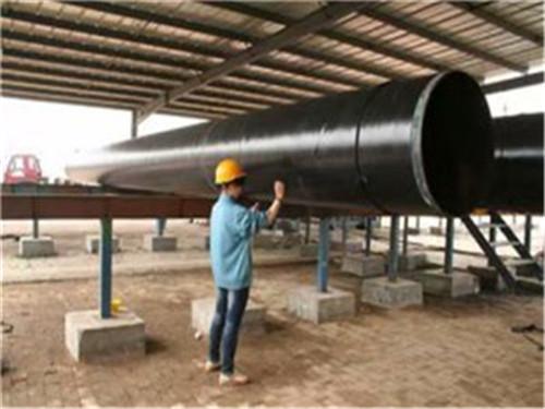 山东省滨州市内外涂塑螺旋焊管价格表
