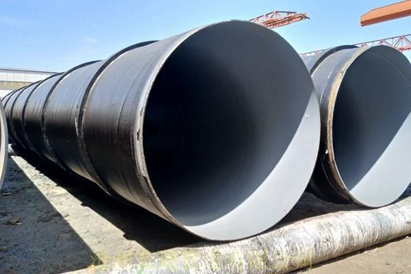 垣曲国标TPEP防腐螺旋钢管制造商