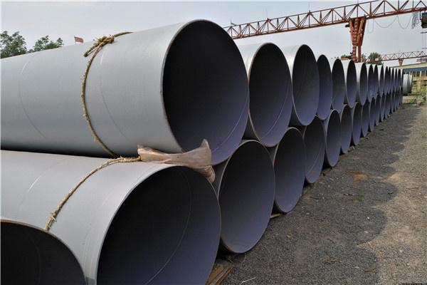 榆林吴堡排水管线用焊接钢管现货厂家