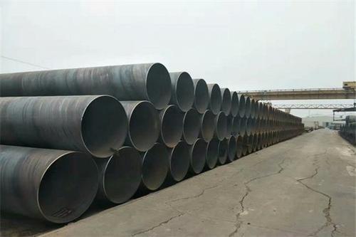 新乡焊接桩基钢管规格表(加工价格)
