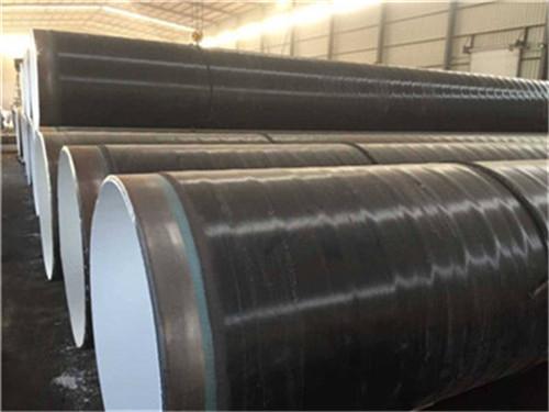 巴中市石油管道用三层PE防腐钢管厂家直供