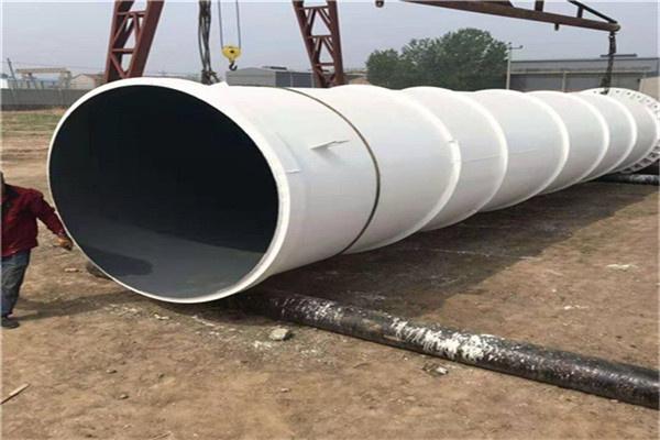 长宁;DN400x6国标螺旋钢管价格走势