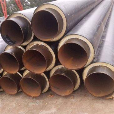 蒙自蒸汽钢套钢预制直埋保温管定制—河北海舜管道
