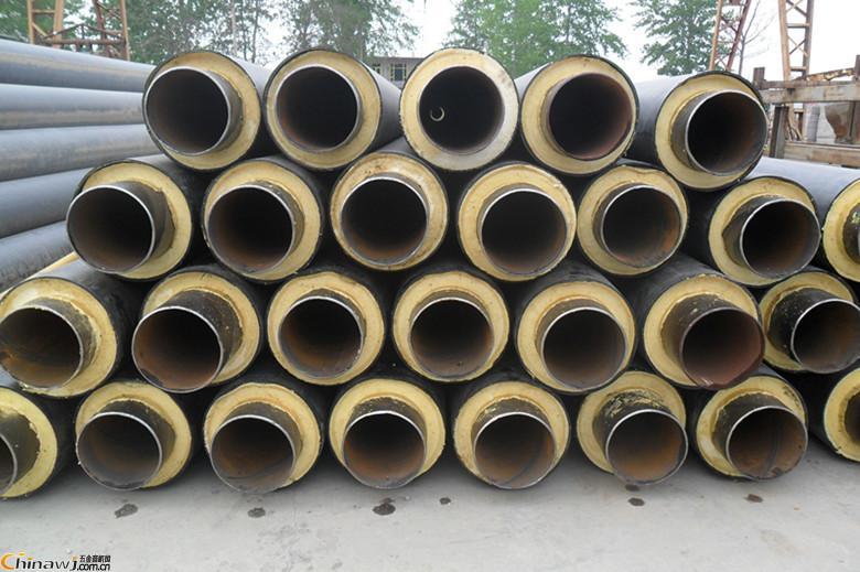 巴林右旗高密度聚乙烯外护保温管定制—河北海舜管道