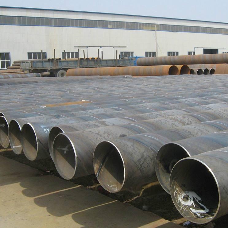 供热管道529*12螺旋波纹钢管含税价格