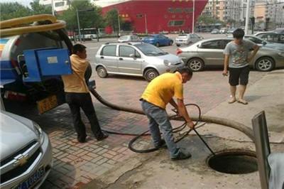 北京清理化粪池快速上门-密云