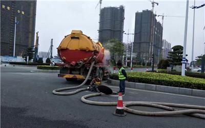 苏州清理雨水管道处理关注;