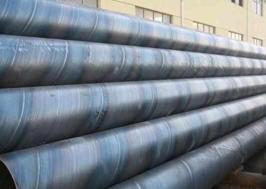 厂家送货:污水用Q235B螺旋钢管价格蓬溪