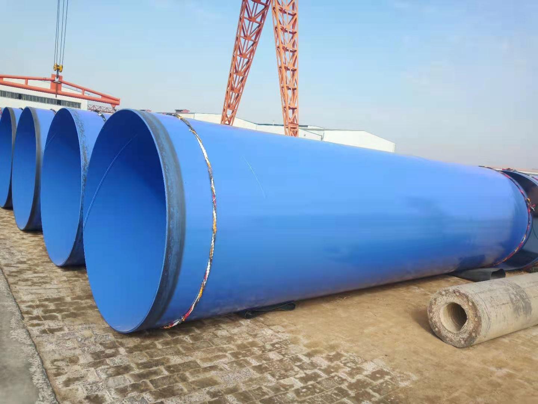 怀安自来水管道用防腐钢管大口径螺旋钢管大的供货商
