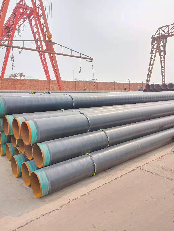 定西临洮IPN8710-2B无毒环氧树脂防腐钢管-16mn厚壁直缝焊管厂家-厂家