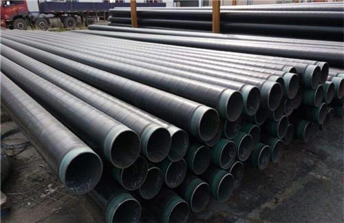 晋中市燃气管道用三层PE涂敷钢管全新价格
