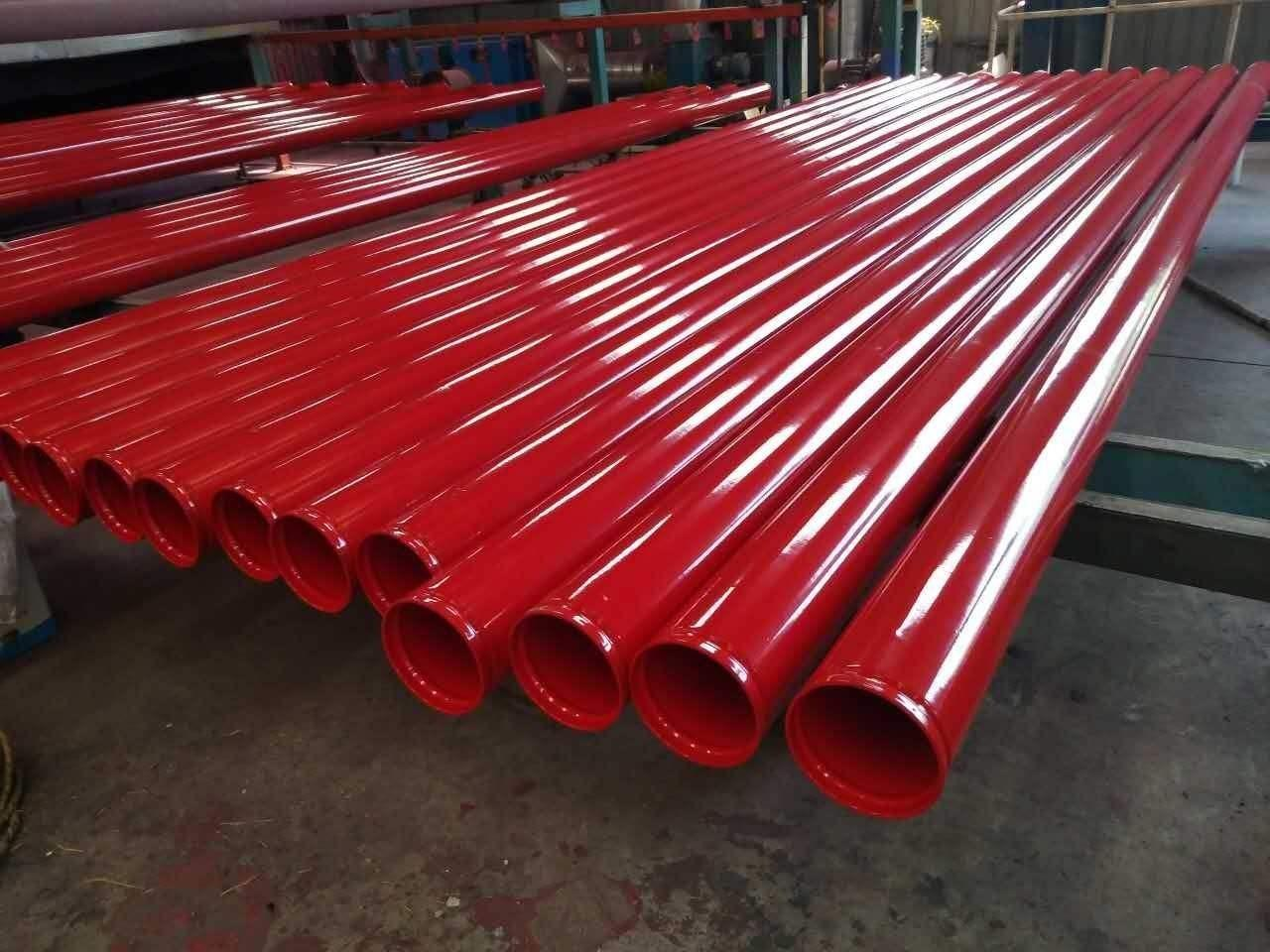 武汉蔡甸石油化工防腐钢管管道介绍质量保证