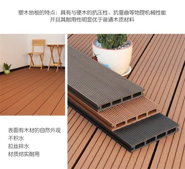 辽阳市塑木地板厂家推荐