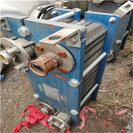 广州越秀二手史密斯不锈钢换热器就是240方