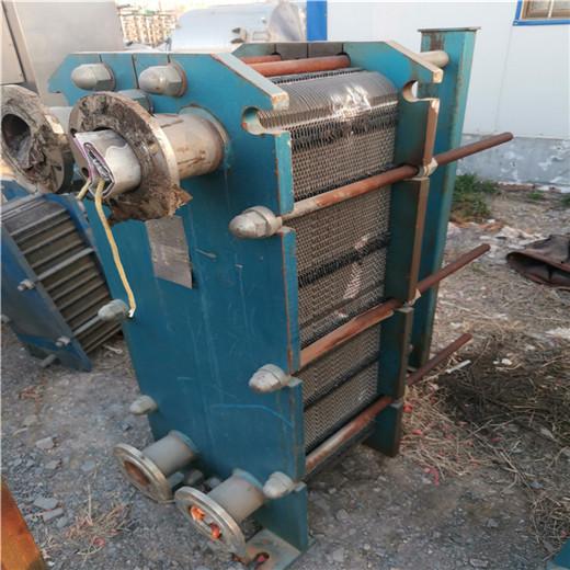 商丘永城二手不锈钢换热器和铜换热器160方