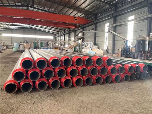 聚氨酯热力保温管广西壮族自治区沧州瑞盛管道