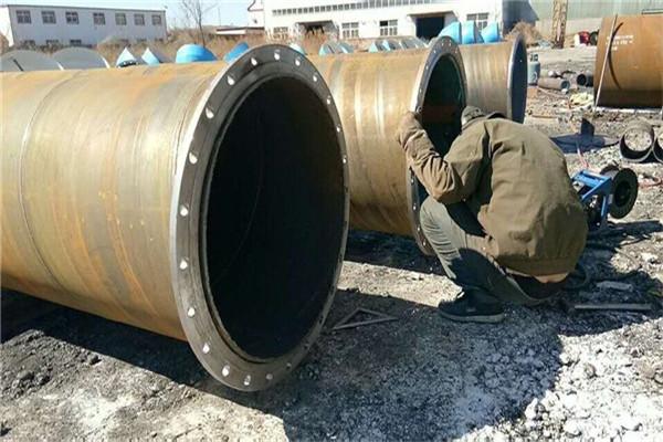 讲解:D426*6焊接螺旋钢管价格解析